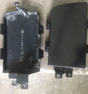 Заглушки ПТФ БМВ Е-34