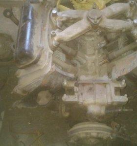 Двигатель заз968