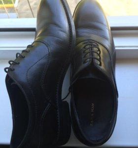 Обувь мужская (zara)