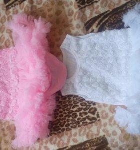 Платья-боди новые