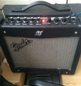 Fender mustang 1v2