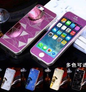 Защитные противоударные стекла на все айфоны