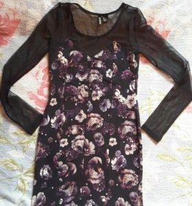Платье HM на 42-44 размер
