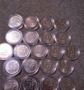 Памятные монеты, города Кузбасса