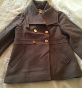 Пальто кашемировое 44р