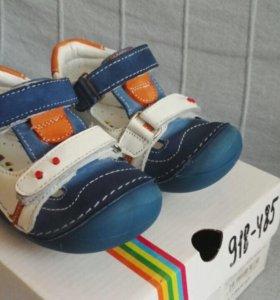 Ботинки Kanz