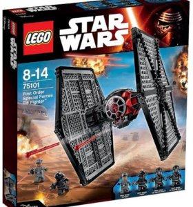 НОВЫЙ Lego ЗВЕЗДНЫЕ ВОЙНЫ