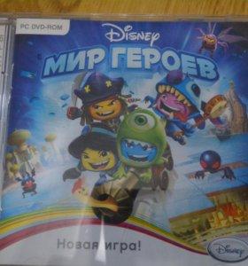 Disney Мир героев (лицензия PC)