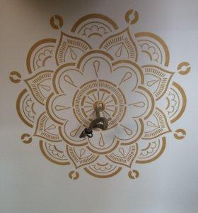Декоративные Краски и штукатурки для стен