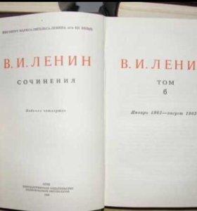 В.И Ленин сочинения