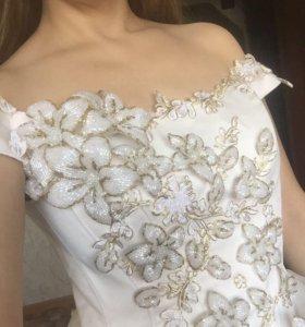 Свадебное платье 40-46