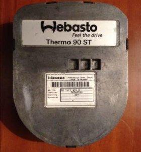 Блок управления Thermo 90 webasto 24В дизель