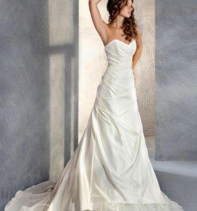 Дизайнерское свадебное платье Gabbiano