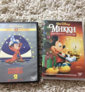 """DVD диски """"Mickey MOUSE"""""""