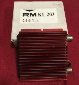 RM KL203