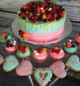 Тортики и вкусности для вас