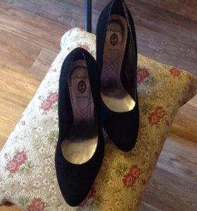 👠 Туфли замша