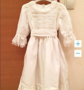 Нарядное платье рост 116