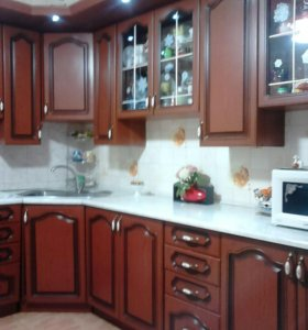 Кухонный гарнитур б/у размер 2:40/1:20