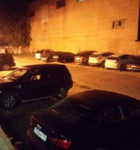 Машинаместо, парковка, автостоянка. Гарнизон.