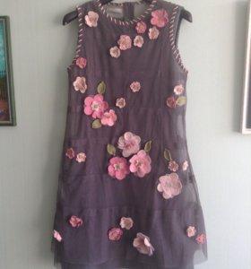 Итальянское платье I PINCO PALLINO