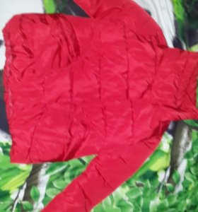 Куртка весна осень.44-46