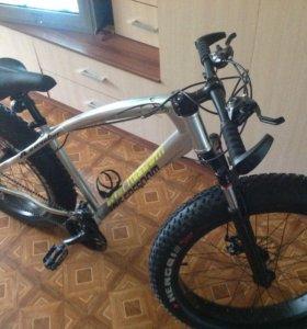Fatbike/ горный велосипед