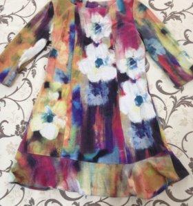 Платье-туника новое