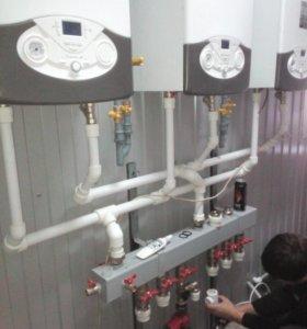 Отопление,водопровод,канализация