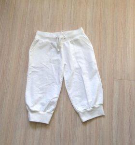 Спортивные штаны- бриджи