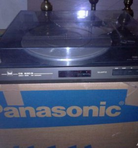 Проигрыватель виниловых пластинок Dual 741Q