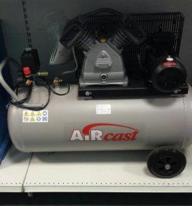 Компрессор Aircast СБ4/С-100.LB30