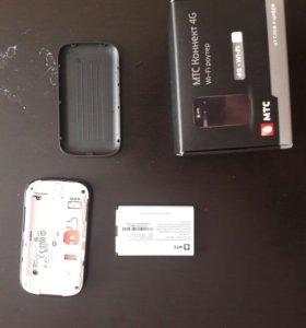 4G WIFI роутер  Мтс 833f