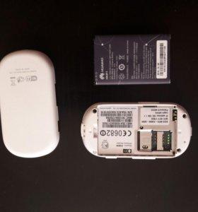 WiFi роутер Huawei 3g e5830