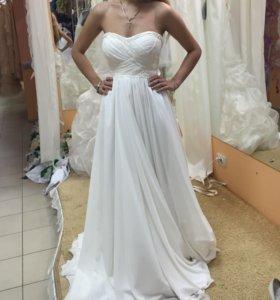 """Свадебное платье( было куплено в салоне """"Орхидея"""")"""