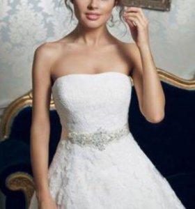 Свадебное платье Барлия (красивое)