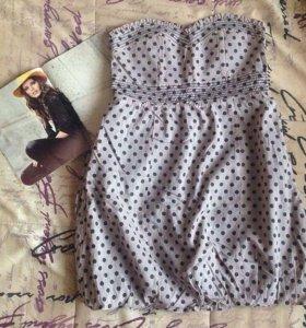 Платье - тюльпан