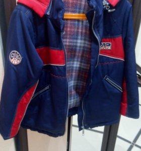Куртка р.122-128