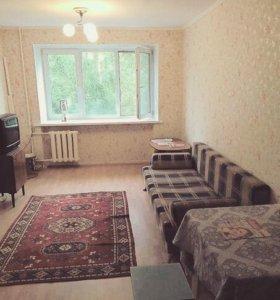 Комната 18 кв.м в общежитии.