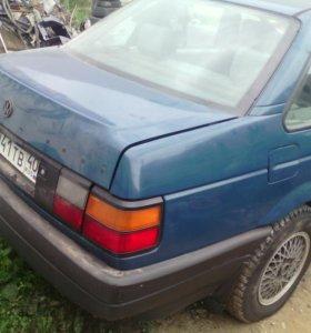 Разбираем VW Passat b3