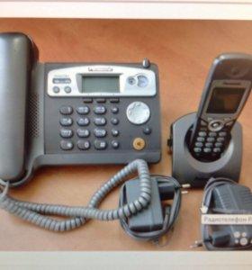 "Радиотелефон ""Panasonic KX-TCD540RUM"""