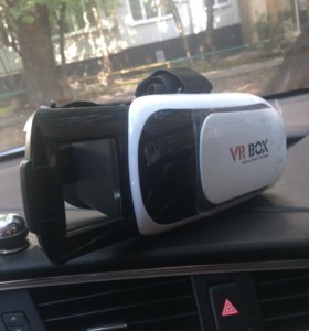 очки вертуальной реальности vr box