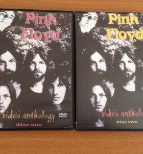 Pink Floyd - Video Anthology 1966-1971 (2 DVD)