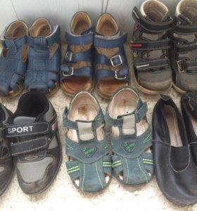 Обувь 25, 26 размер