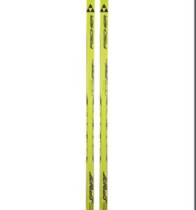 Лыжи с креплением (FISCHER) +чехол в подарок