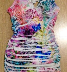 Супер платье L