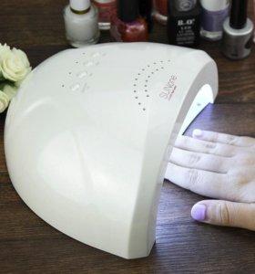 Лампа для наращивания ногтей  48 Вт