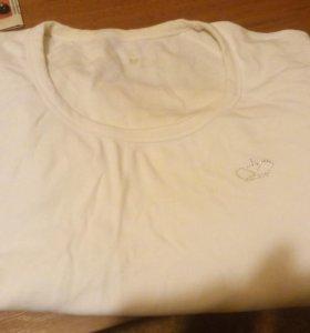 Толстовка и футболка