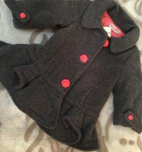 Пальто Blumarine Baby