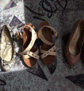 Обувь 36-36,5